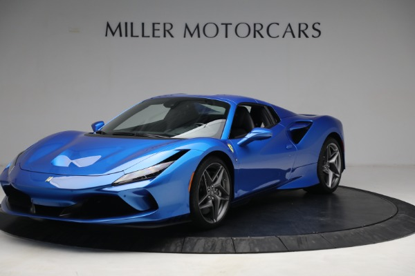Used 2021 Ferrari F8 Spider for sale $499,900 at Bugatti of Greenwich in Greenwich CT 06830 15