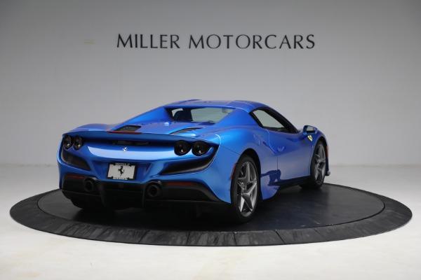 Used 2021 Ferrari F8 Spider for sale $499,900 at Bugatti of Greenwich in Greenwich CT 06830 17