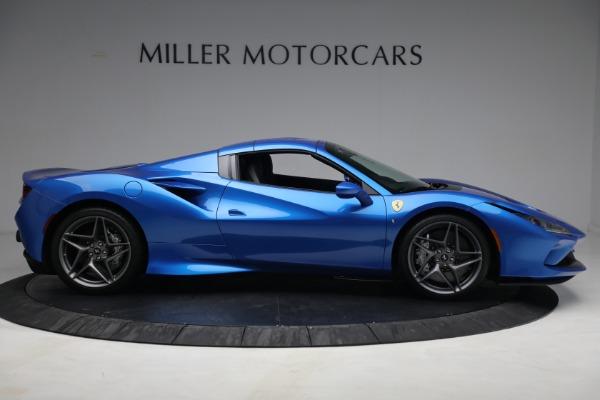 Used 2021 Ferrari F8 Spider for sale $499,900 at Bugatti of Greenwich in Greenwich CT 06830 18