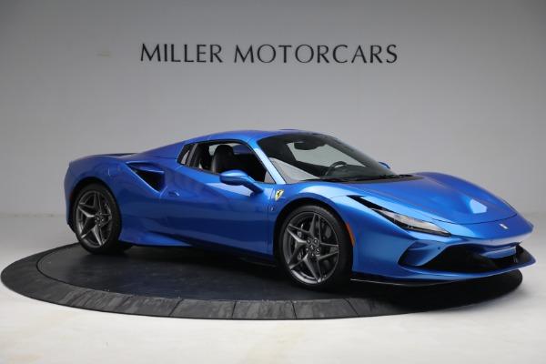 Used 2021 Ferrari F8 Spider for sale $499,900 at Bugatti of Greenwich in Greenwich CT 06830 19