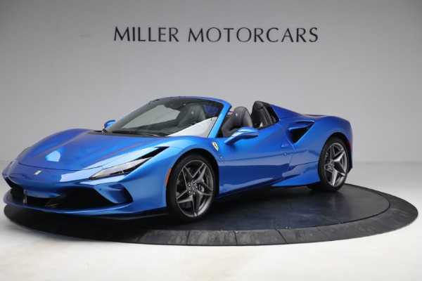 Used 2021 Ferrari F8 Spider for sale $499,900 at Bugatti of Greenwich in Greenwich CT 06830 2