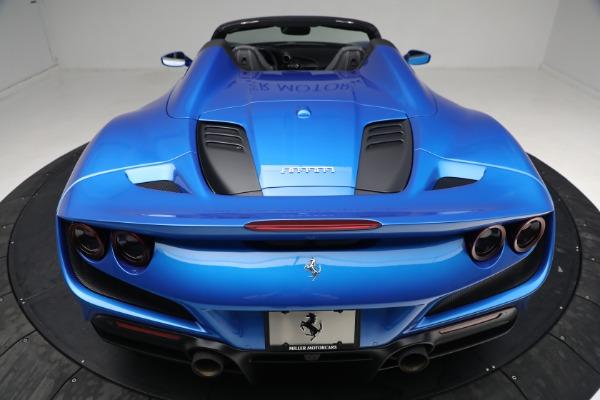 Used 2021 Ferrari F8 Spider for sale $499,900 at Bugatti of Greenwich in Greenwich CT 06830 20