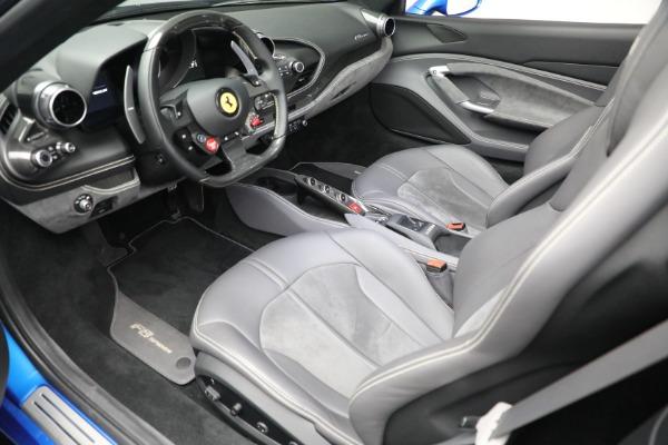 Used 2021 Ferrari F8 Spider for sale $499,900 at Bugatti of Greenwich in Greenwich CT 06830 21