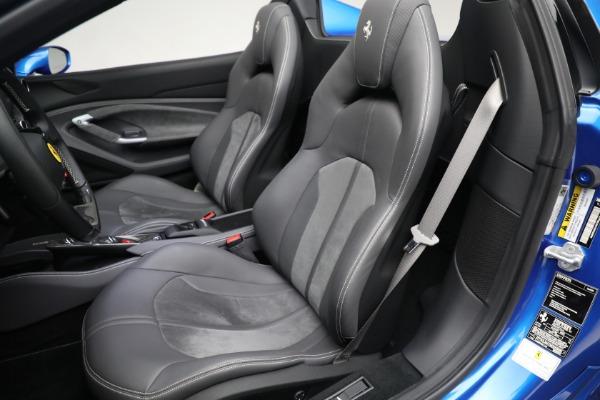 Used 2021 Ferrari F8 Spider for sale $499,900 at Bugatti of Greenwich in Greenwich CT 06830 23