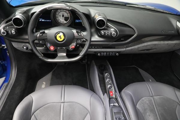 Used 2021 Ferrari F8 Spider for sale $499,900 at Bugatti of Greenwich in Greenwich CT 06830 25