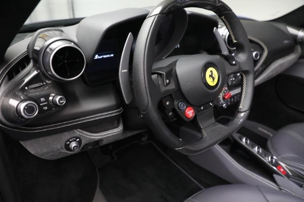 Used 2021 Ferrari F8 Spider for sale $499,900 at Bugatti of Greenwich in Greenwich CT 06830 26