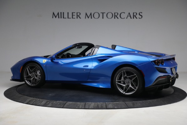 Used 2021 Ferrari F8 Spider for sale $499,900 at Bugatti of Greenwich in Greenwich CT 06830 4