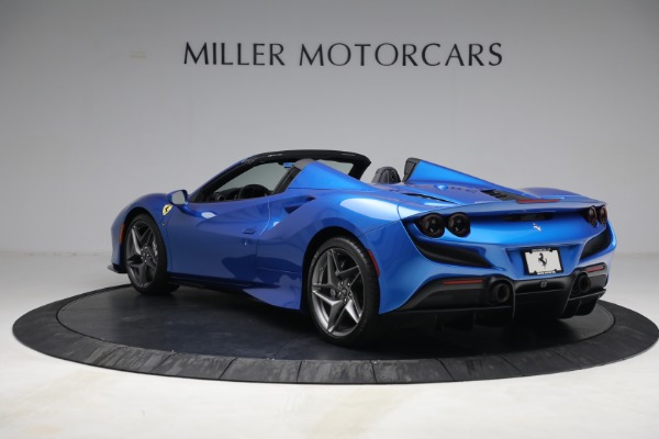 Used 2021 Ferrari F8 Spider for sale $499,900 at Bugatti of Greenwich in Greenwich CT 06830 5