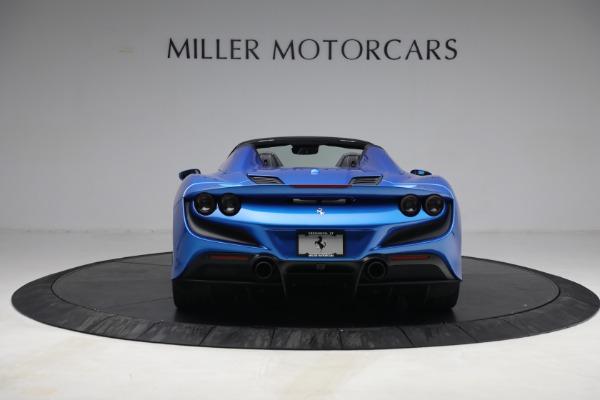 Used 2021 Ferrari F8 Spider for sale $499,900 at Bugatti of Greenwich in Greenwich CT 06830 6