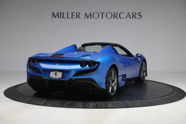 Used 2021 Ferrari F8 Spider for sale $499,900 at Bugatti of Greenwich in Greenwich CT 06830 7
