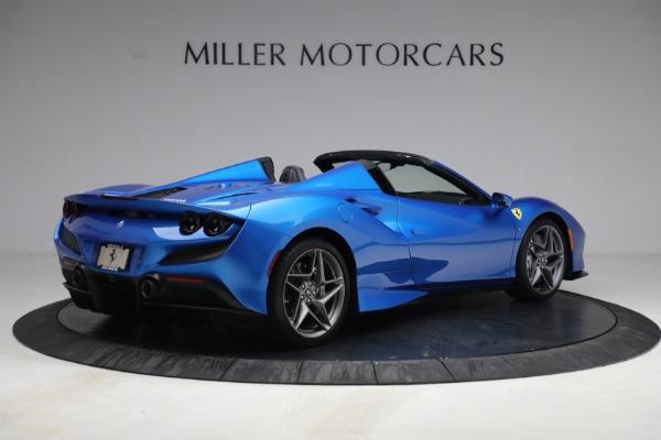 Used 2021 Ferrari F8 Spider for sale $499,900 at Bugatti of Greenwich in Greenwich CT 06830 8