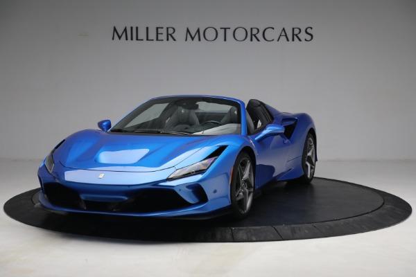 Used 2021 Ferrari F8 Spider for sale $499,900 at Bugatti of Greenwich in Greenwich CT 06830 1