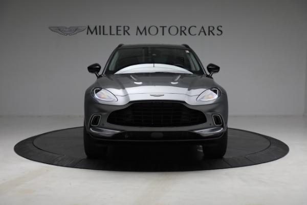 New 2021 Aston Martin DBX for sale $202,286 at Bugatti of Greenwich in Greenwich CT 06830 13