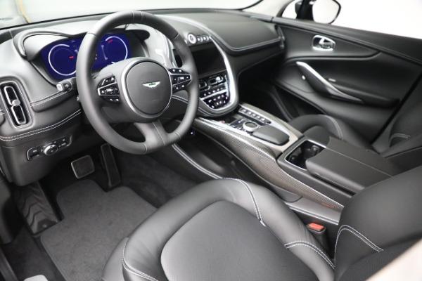 New 2021 Aston Martin DBX for sale $202,286 at Bugatti of Greenwich in Greenwich CT 06830 15
