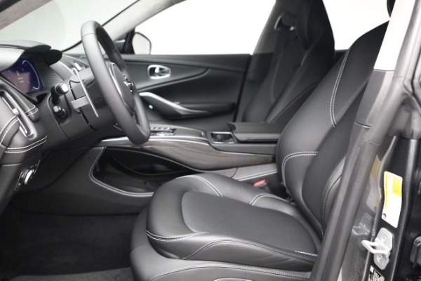 New 2021 Aston Martin DBX for sale $202,286 at Bugatti of Greenwich in Greenwich CT 06830 16