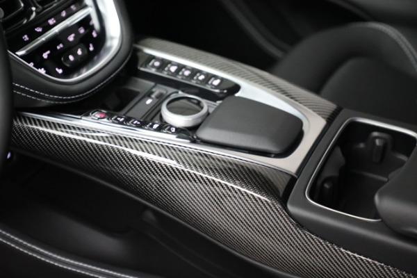 New 2021 Aston Martin DBX for sale $202,286 at Bugatti of Greenwich in Greenwich CT 06830 18