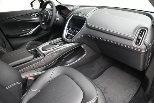 New 2021 Aston Martin DBX for sale $202,286 at Bugatti of Greenwich in Greenwich CT 06830 22