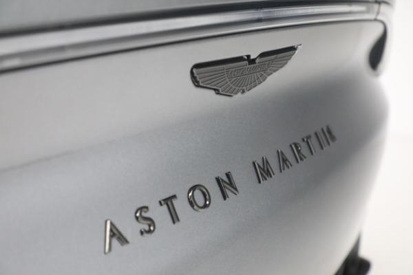 New 2021 Aston Martin DBX for sale $202,286 at Bugatti of Greenwich in Greenwich CT 06830 25