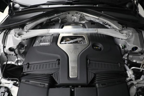 New 2021 Aston Martin DBX for sale $202,286 at Bugatti of Greenwich in Greenwich CT 06830 27
