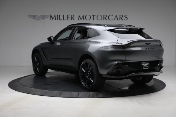 New 2021 Aston Martin DBX for sale $202,286 at Bugatti of Greenwich in Greenwich CT 06830 6