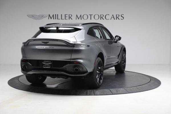 New 2021 Aston Martin DBX for sale $202,286 at Bugatti of Greenwich in Greenwich CT 06830 8