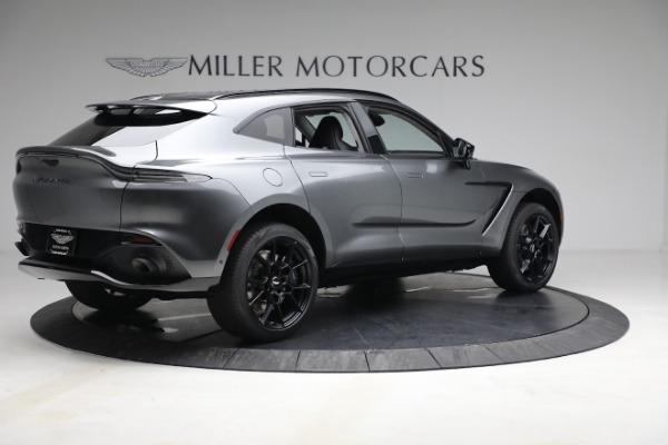 New 2021 Aston Martin DBX for sale $202,286 at Bugatti of Greenwich in Greenwich CT 06830 9