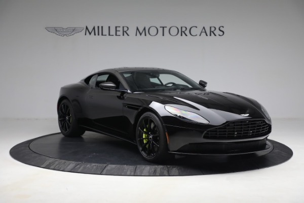 Used 2019 Aston Martin DB11 AMR for sale Call for price at Bugatti of Greenwich in Greenwich CT 06830 10