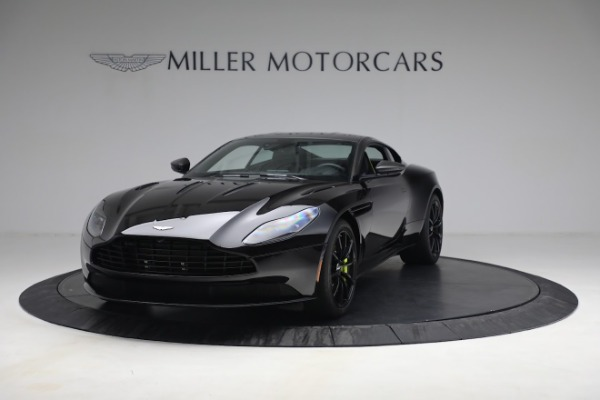 Used 2019 Aston Martin DB11 AMR for sale Call for price at Bugatti of Greenwich in Greenwich CT 06830 12