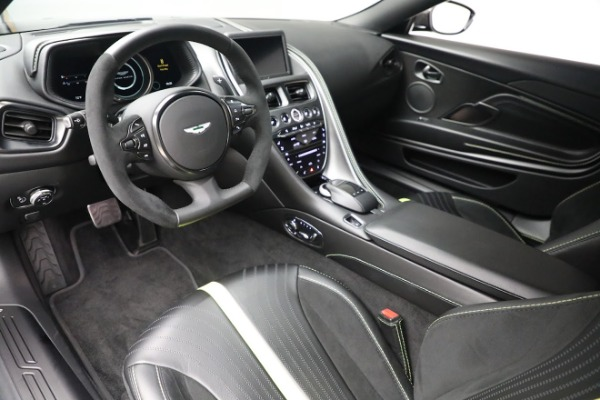 Used 2019 Aston Martin DB11 AMR for sale Call for price at Bugatti of Greenwich in Greenwich CT 06830 13