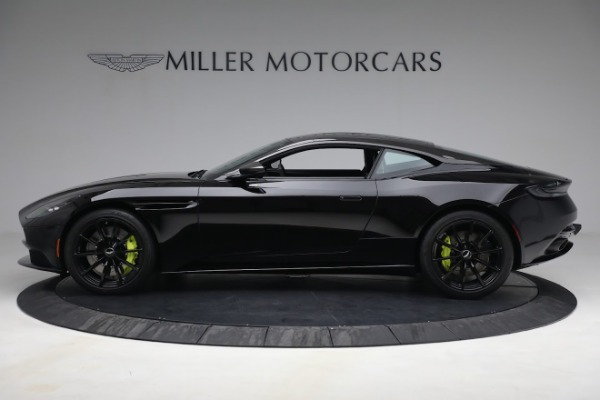 Used 2019 Aston Martin DB11 AMR for sale Call for price at Bugatti of Greenwich in Greenwich CT 06830 2