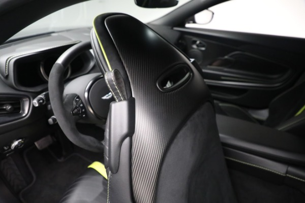 Used 2019 Aston Martin DB11 AMR for sale Call for price at Bugatti of Greenwich in Greenwich CT 06830 23