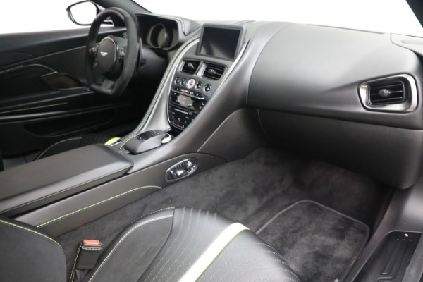 Used 2019 Aston Martin DB11 AMR for sale Call for price at Bugatti of Greenwich in Greenwich CT 06830 25