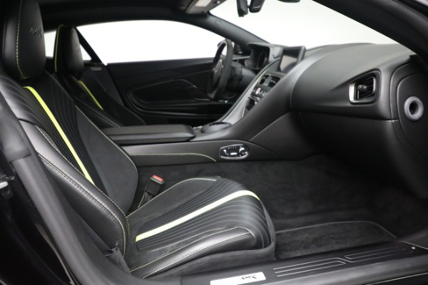Used 2019 Aston Martin DB11 AMR for sale Call for price at Bugatti of Greenwich in Greenwich CT 06830 26