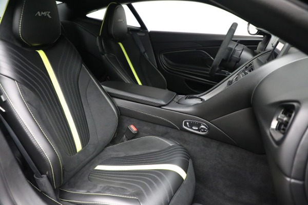 Used 2019 Aston Martin DB11 AMR for sale Call for price at Bugatti of Greenwich in Greenwich CT 06830 27