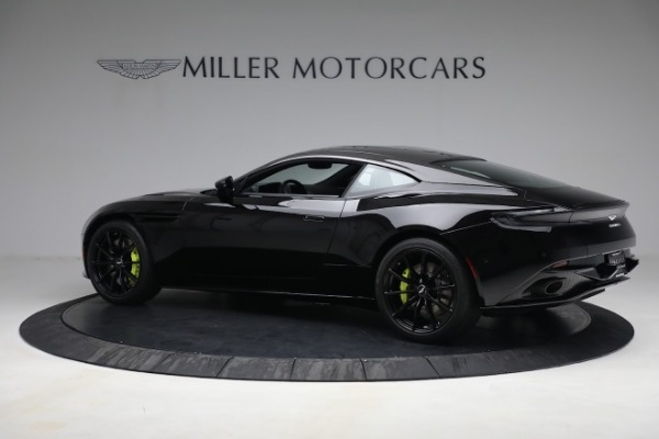 Used 2019 Aston Martin DB11 AMR for sale Call for price at Bugatti of Greenwich in Greenwich CT 06830 3