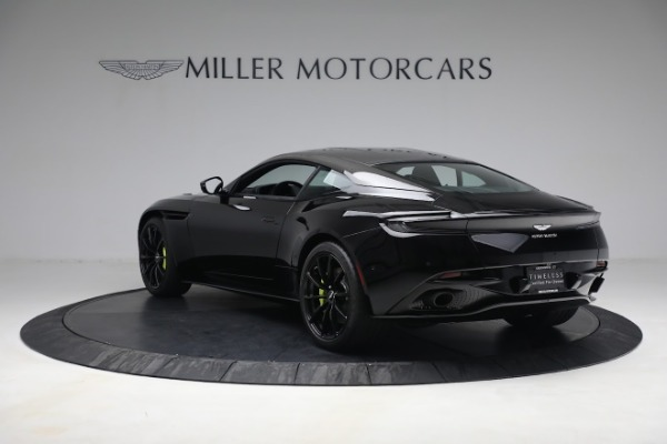 Used 2019 Aston Martin DB11 AMR for sale Call for price at Bugatti of Greenwich in Greenwich CT 06830 4