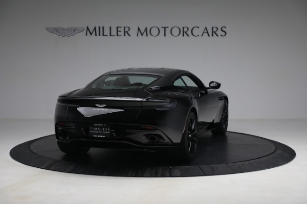 Used 2019 Aston Martin DB11 AMR for sale Call for price at Bugatti of Greenwich in Greenwich CT 06830 6