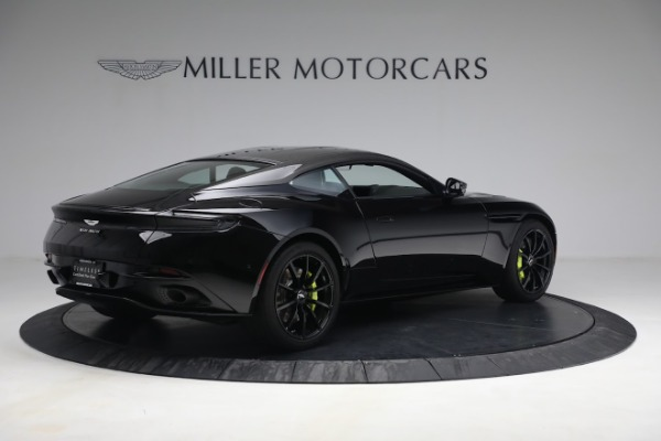 Used 2019 Aston Martin DB11 AMR for sale Call for price at Bugatti of Greenwich in Greenwich CT 06830 7