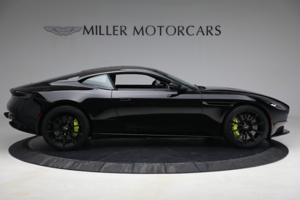 Used 2019 Aston Martin DB11 AMR for sale Call for price at Bugatti of Greenwich in Greenwich CT 06830 8