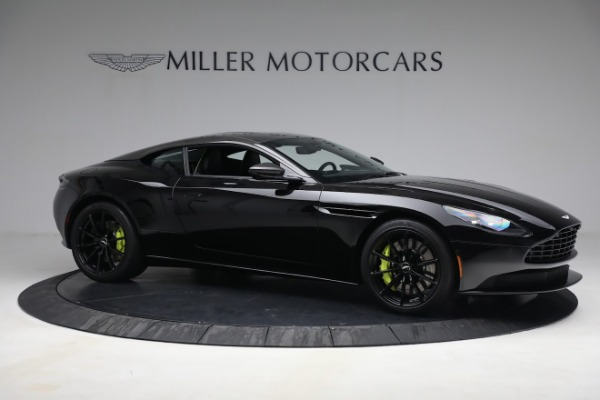 Used 2019 Aston Martin DB11 AMR for sale Call for price at Bugatti of Greenwich in Greenwich CT 06830 9