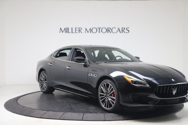 New 2022 Maserati Quattroporte Modena Q4 for sale $128,775 at Bugatti of Greenwich in Greenwich CT 06830 10