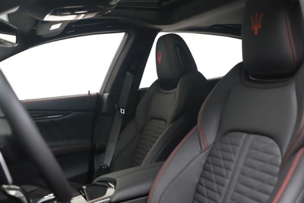 New 2022 Maserati Quattroporte Modena Q4 for sale $128,775 at Bugatti of Greenwich in Greenwich CT 06830 14