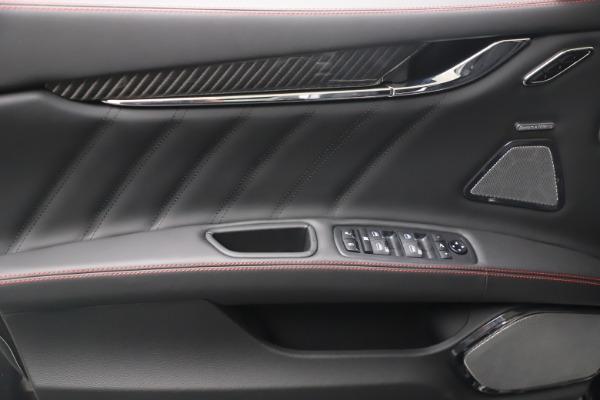 New 2022 Maserati Quattroporte Modena Q4 for sale $128,775 at Bugatti of Greenwich in Greenwich CT 06830 15