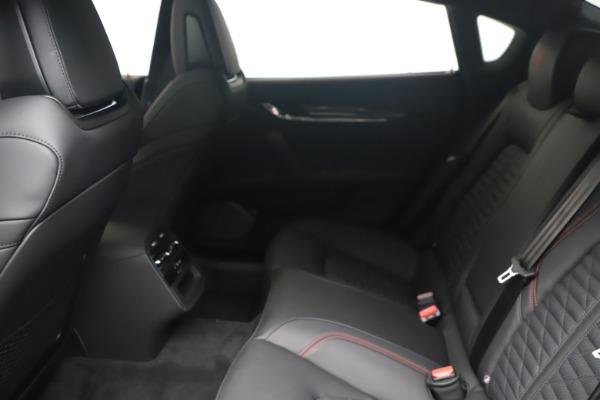New 2022 Maserati Quattroporte Modena Q4 for sale $128,775 at Bugatti of Greenwich in Greenwich CT 06830 16