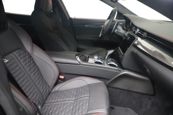 New 2022 Maserati Quattroporte Modena Q4 for sale $128,775 at Bugatti of Greenwich in Greenwich CT 06830 18