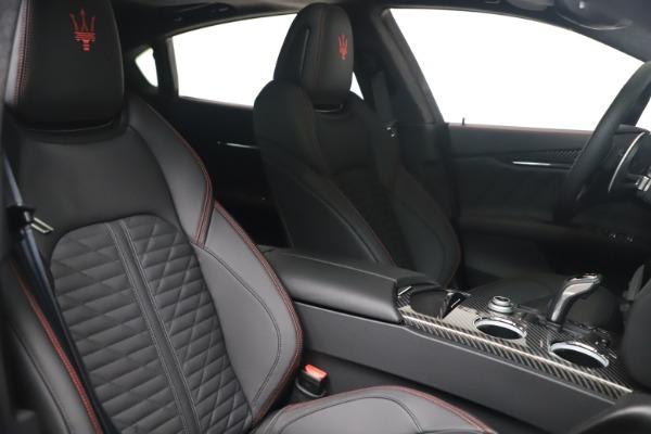 New 2022 Maserati Quattroporte Modena Q4 for sale $128,775 at Bugatti of Greenwich in Greenwich CT 06830 19