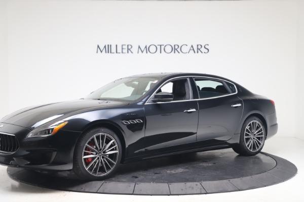 New 2022 Maserati Quattroporte Modena Q4 for sale $128,775 at Bugatti of Greenwich in Greenwich CT 06830 2
