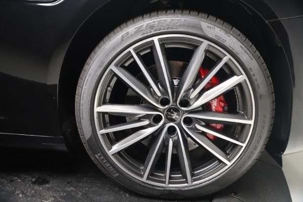 New 2022 Maserati Quattroporte Modena Q4 for sale $128,775 at Bugatti of Greenwich in Greenwich CT 06830 22