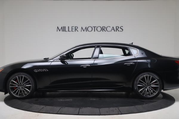 New 2022 Maserati Quattroporte Modena Q4 for sale $128,775 at Bugatti of Greenwich in Greenwich CT 06830 3