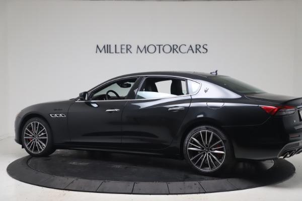 New 2022 Maserati Quattroporte Modena Q4 for sale $128,775 at Bugatti of Greenwich in Greenwich CT 06830 4
